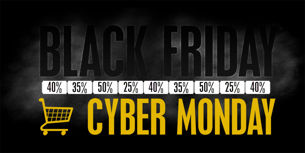 Réductions du Black Friday et Cyber Monday