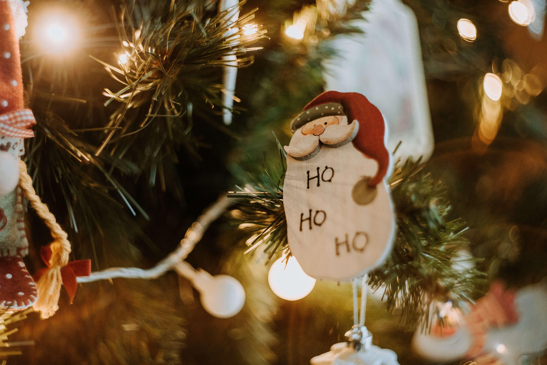 decoración ecológica para tener una navidad sostenible