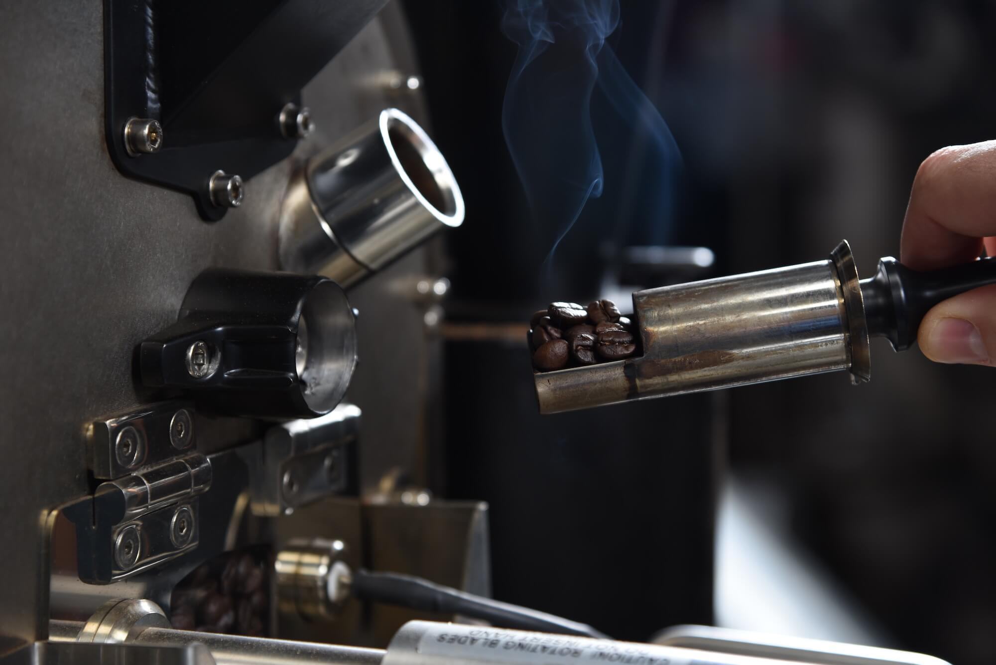 Torréfaction du café Dak Coffee Roasters