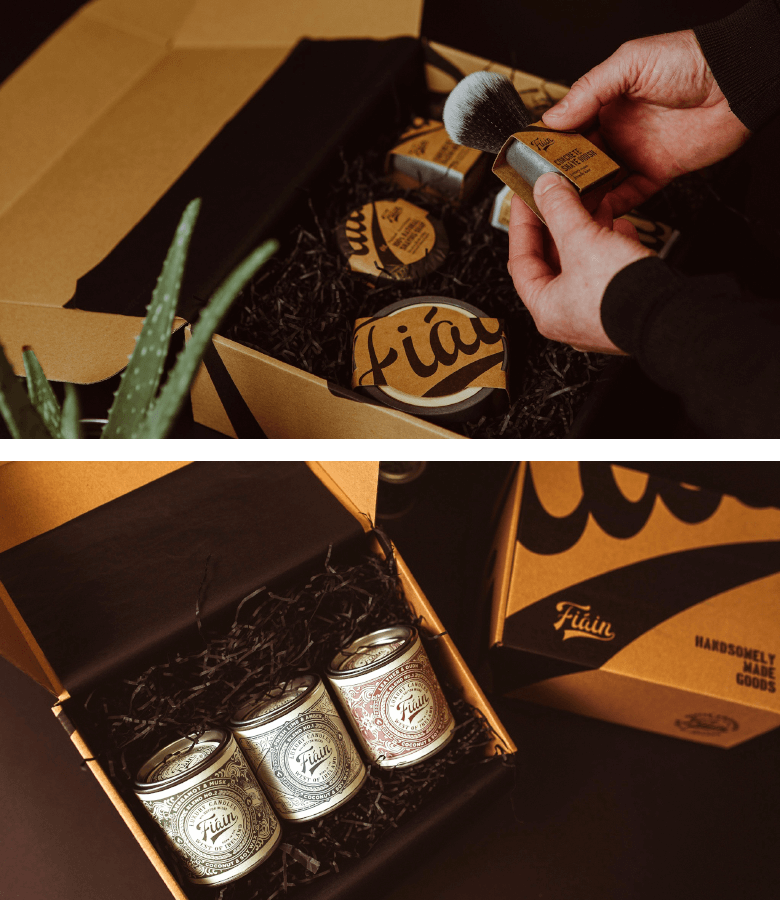 unboxing experience zapakuj to i fiain