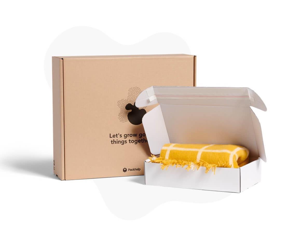 caja postal para ecommerce