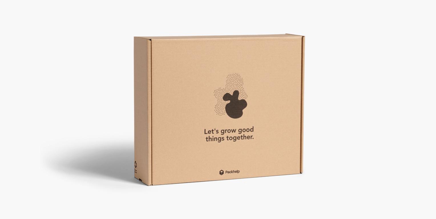 kraft ecomerce delivery box