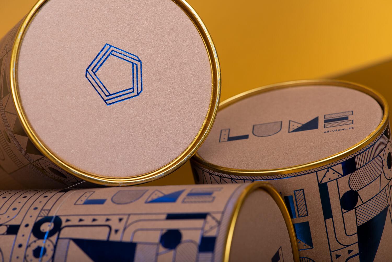 lume elisir tube packaging