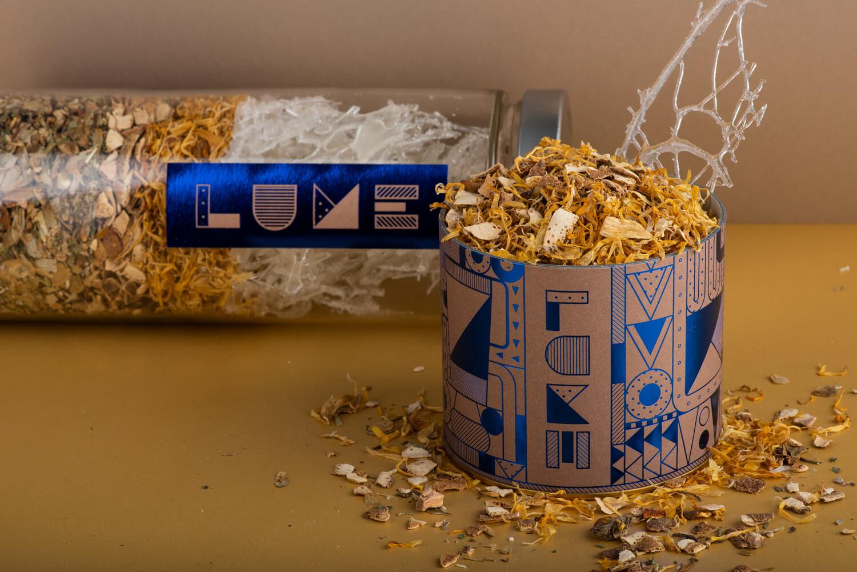 lume elisit tube packaging example
