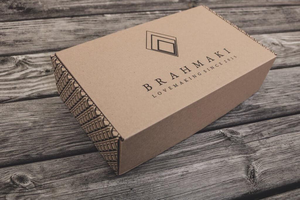 ekologiczne pudełko fasonowe brahmaki