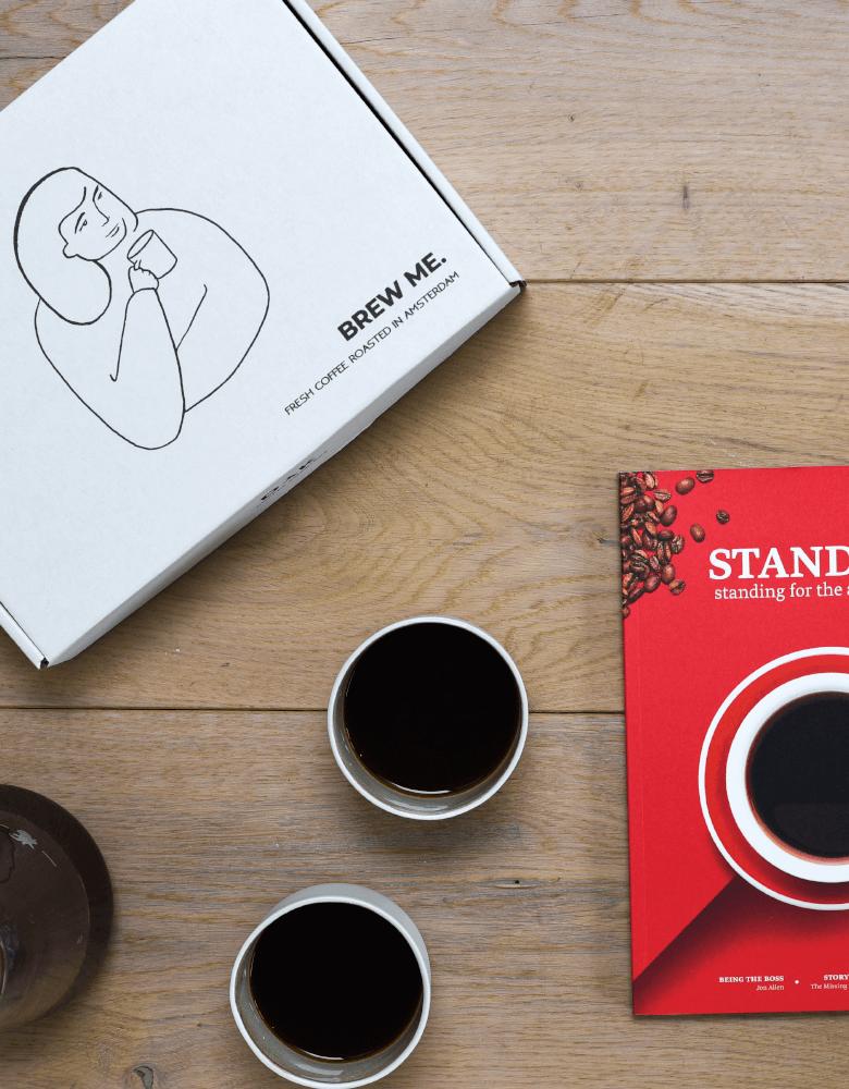 cajas de suscripción para tiendas que venden café