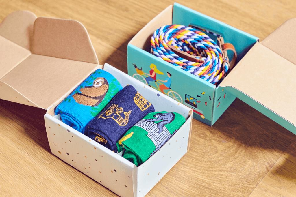 krabičky na textil na míru