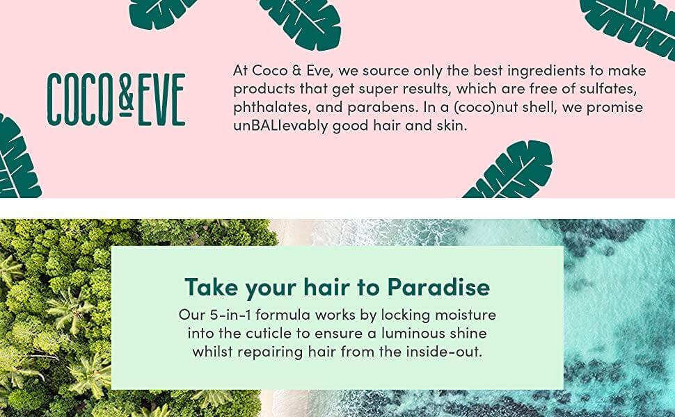 Coco & Eve reklamní slogany