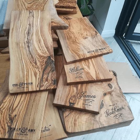 Průvodce po Etsy dřevo