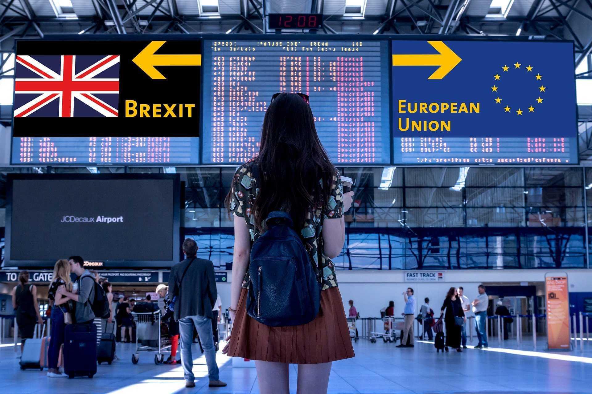 Doručování zásilek po brexitu