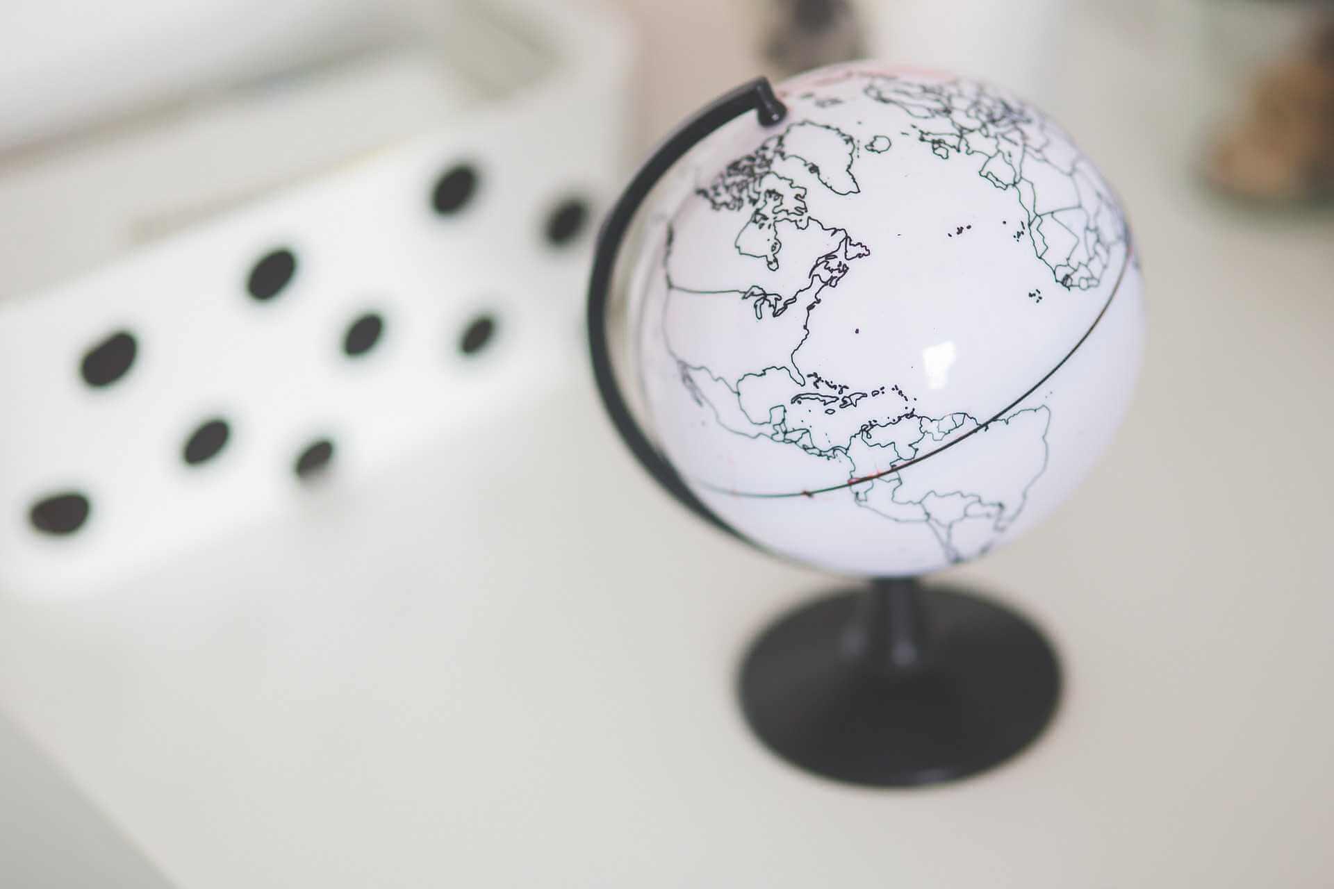 Doručení do celého světa internacionalizace