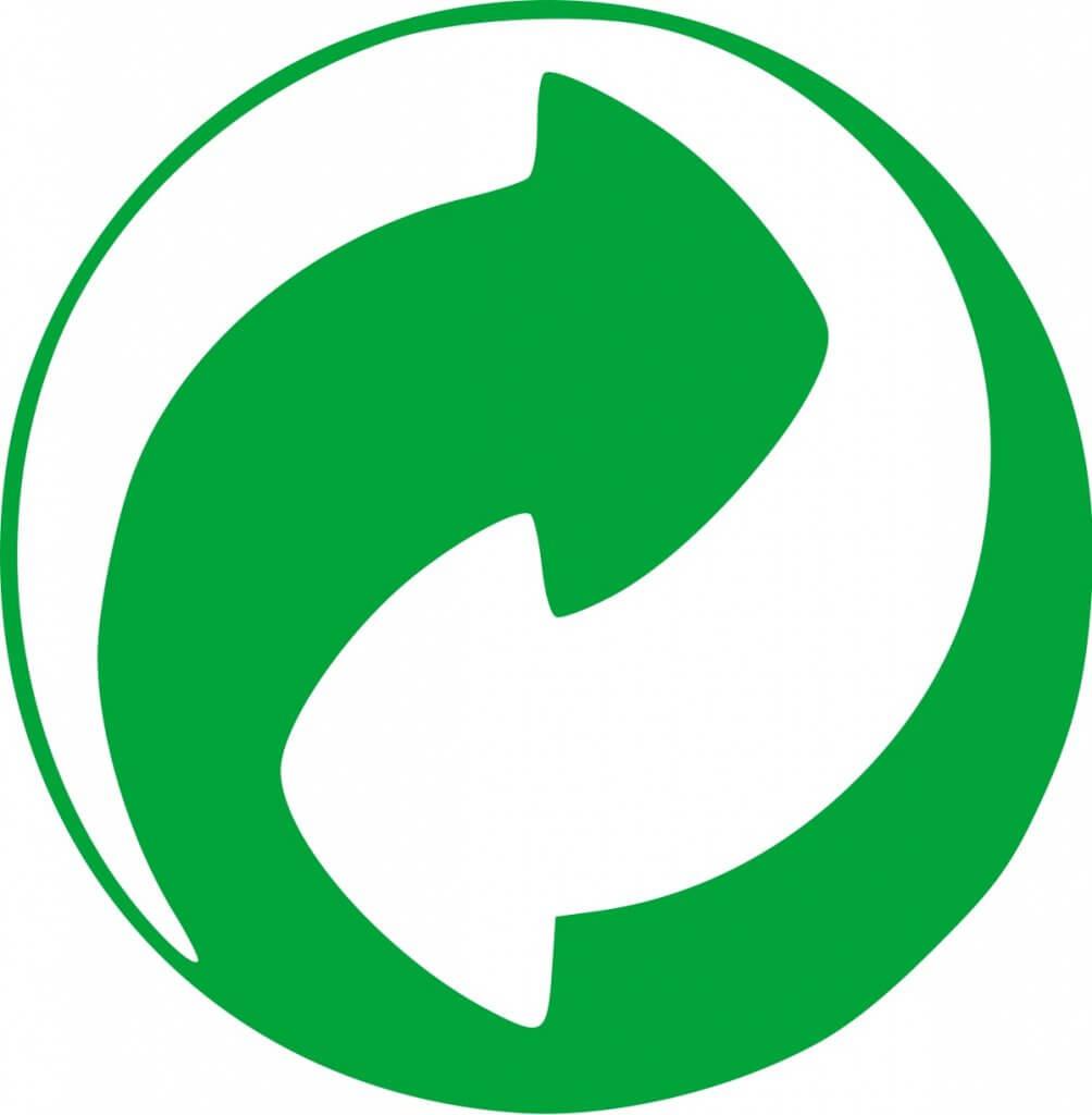 gruener punkt symbol