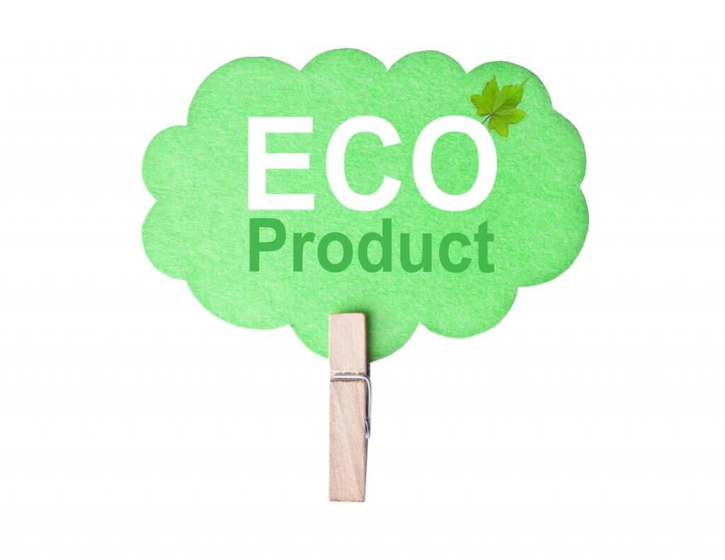 etiqueta para productos ecológicos
