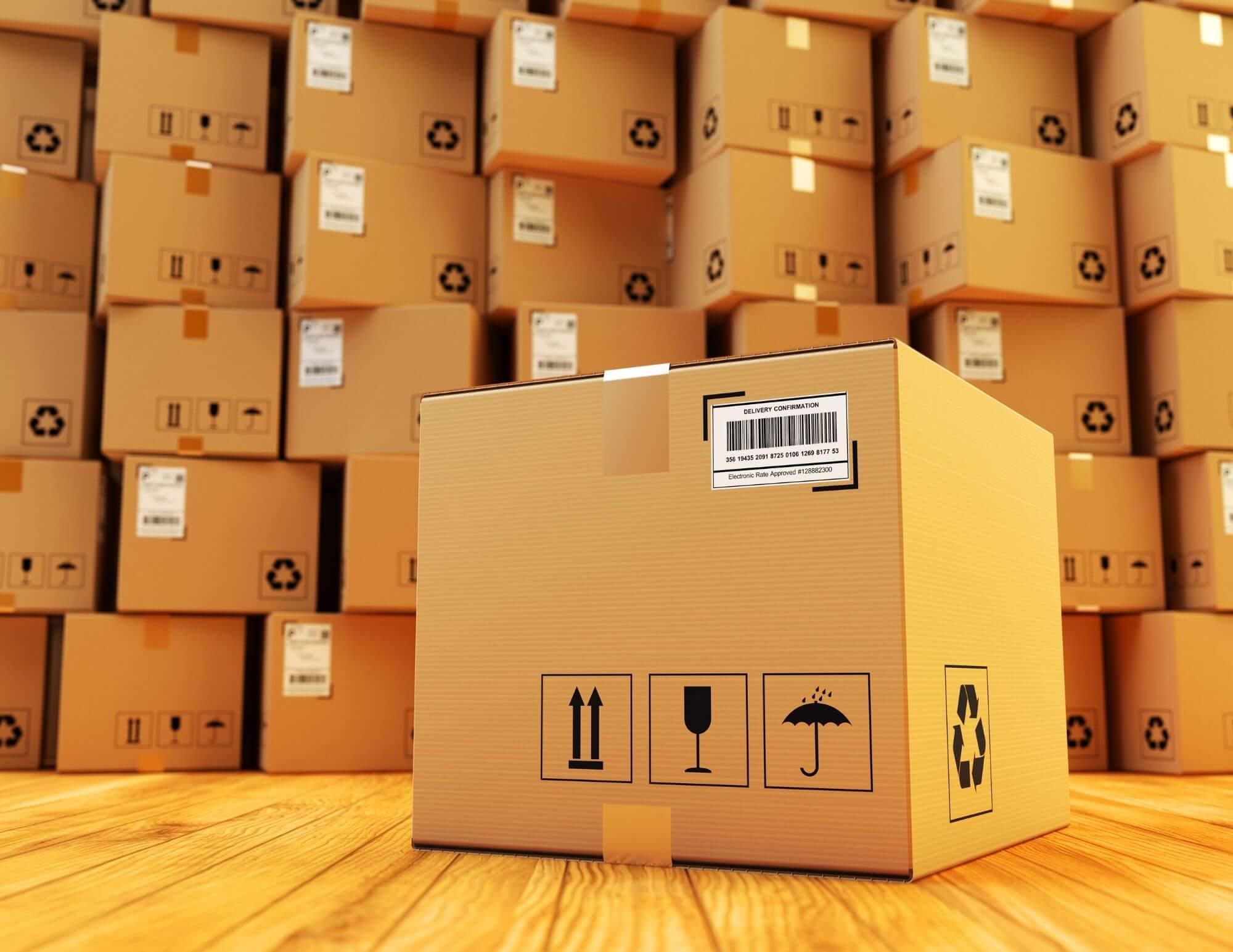 cómo enviar paquetes de forma correcta
