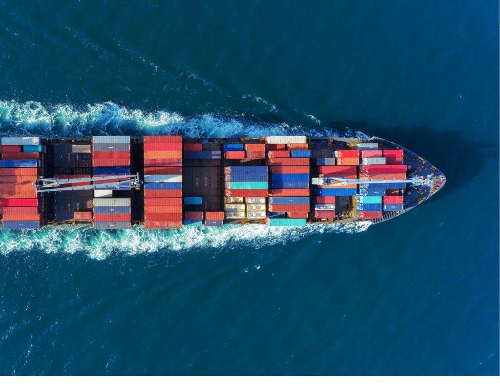 cómo enviar paquetes de forma correcta en barco