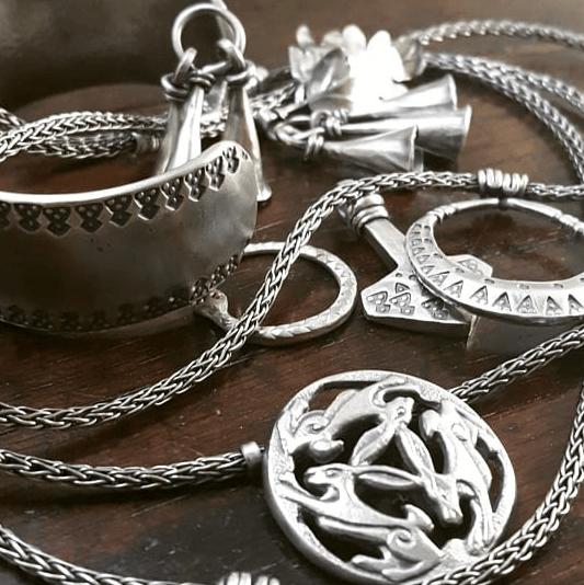 silver jewellery etsy