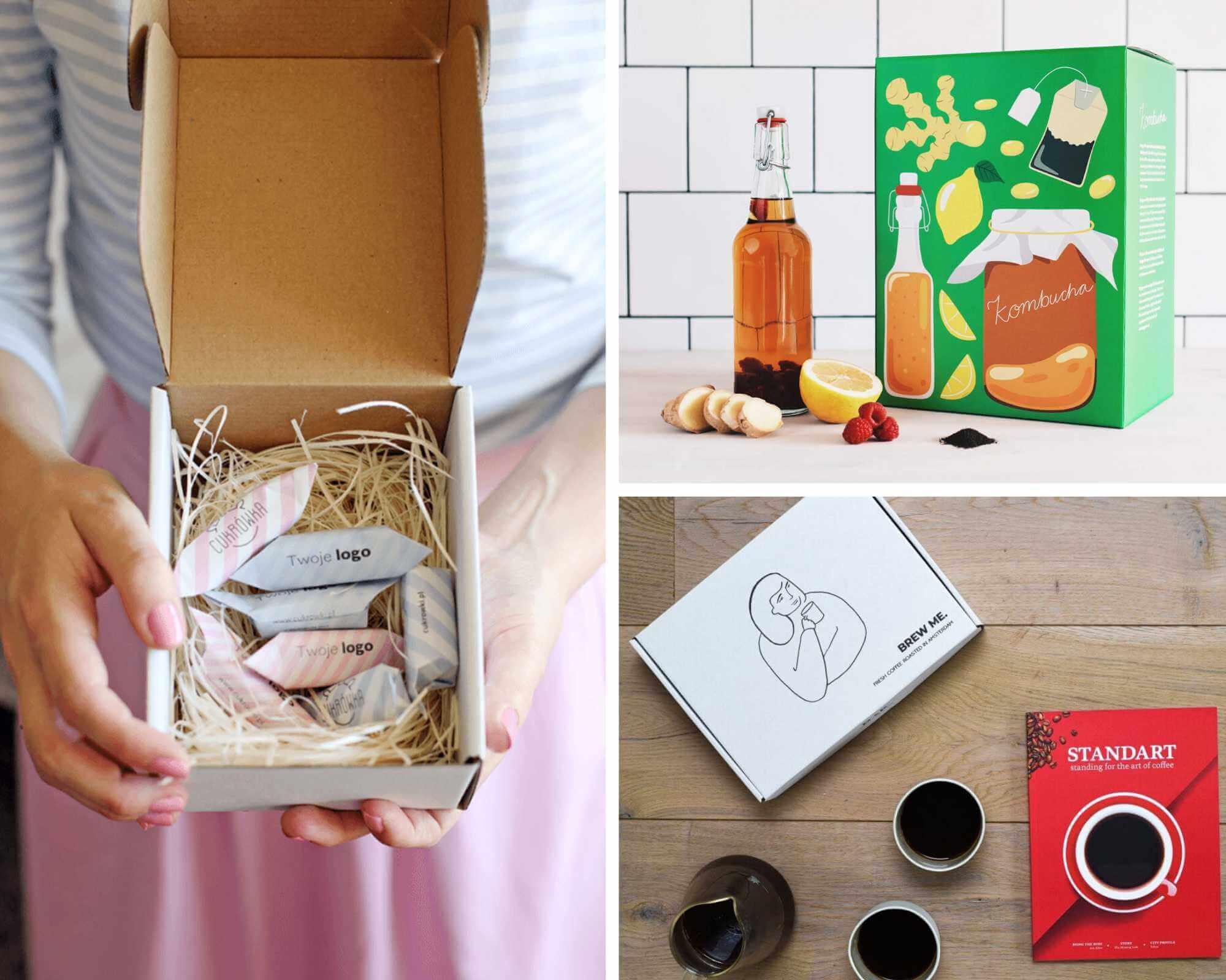 Krabička na míru na potraviny