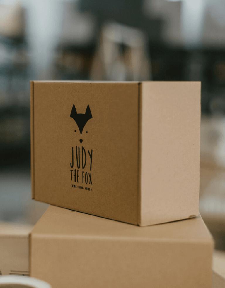 Judy the Fox: pro děti s nádechem vintage