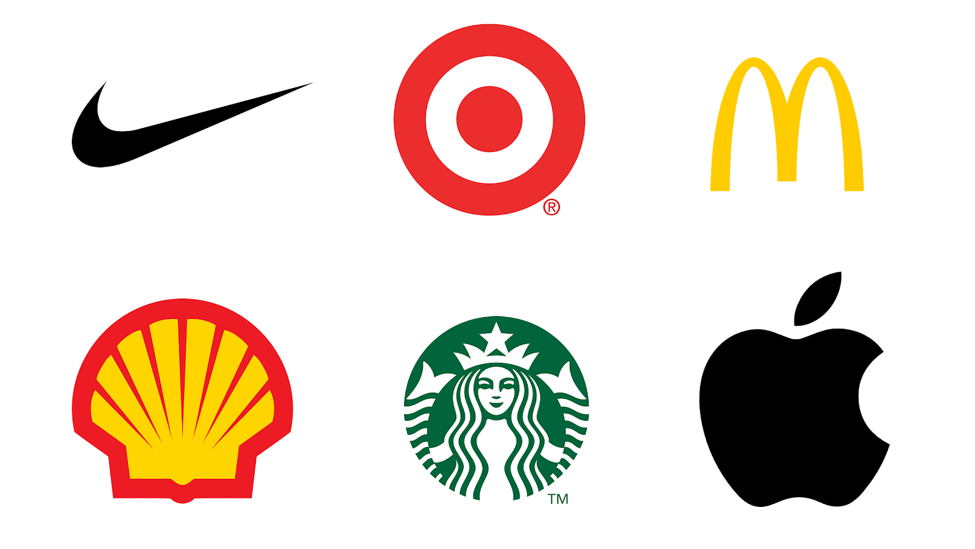 logos de marques connues