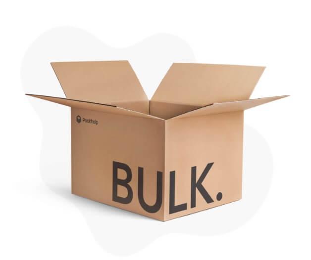 las cajas para envíos son un packaging muy resistente