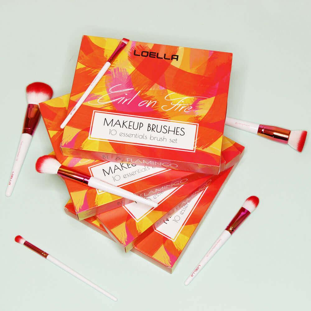 Loella Cosmetics box s vlastním logem