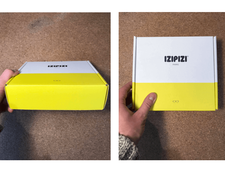 Kartonové obaly víčko a strana krabice