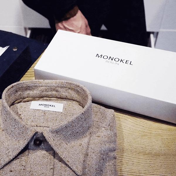 Kartonové obaly na oblečení