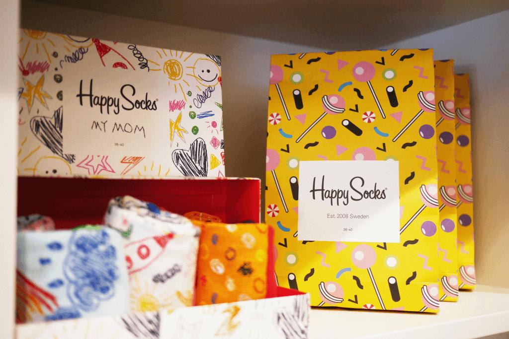 Přepravní krabičky Happy Socks
