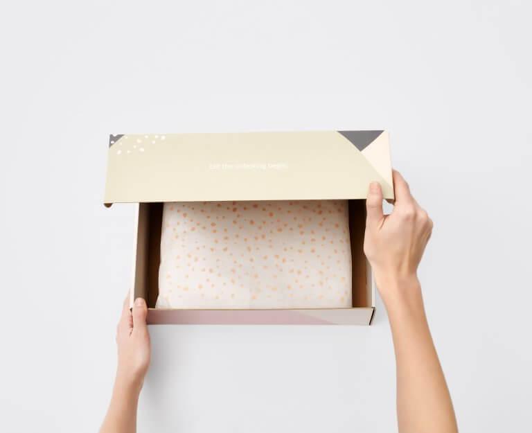 Diseños de packaging fantásticos creados por los clientes de Packhelp