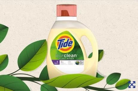 tide detergents greenwashing claims