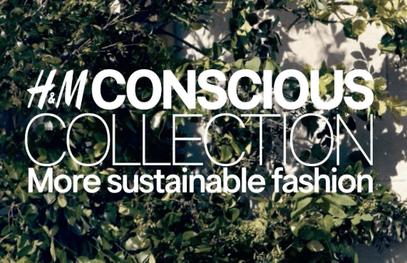 H&M greenwashing fast fashion