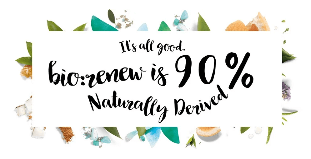 herbal essences bio renew greenwashing