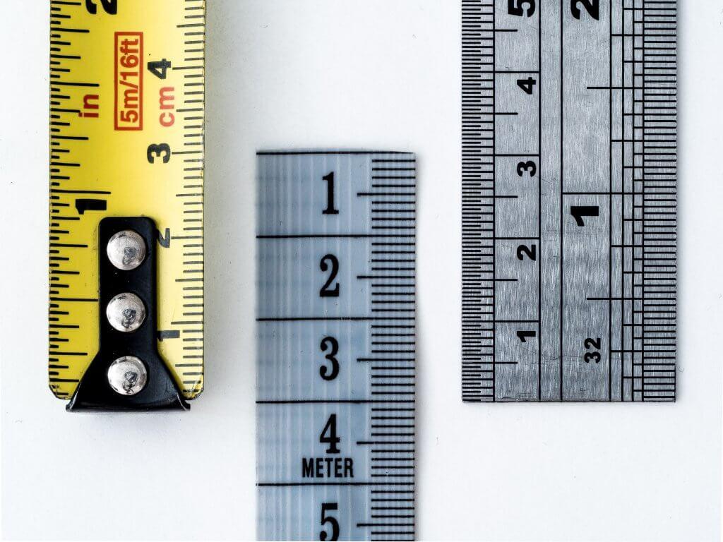 Maxibrief Maße und Größen