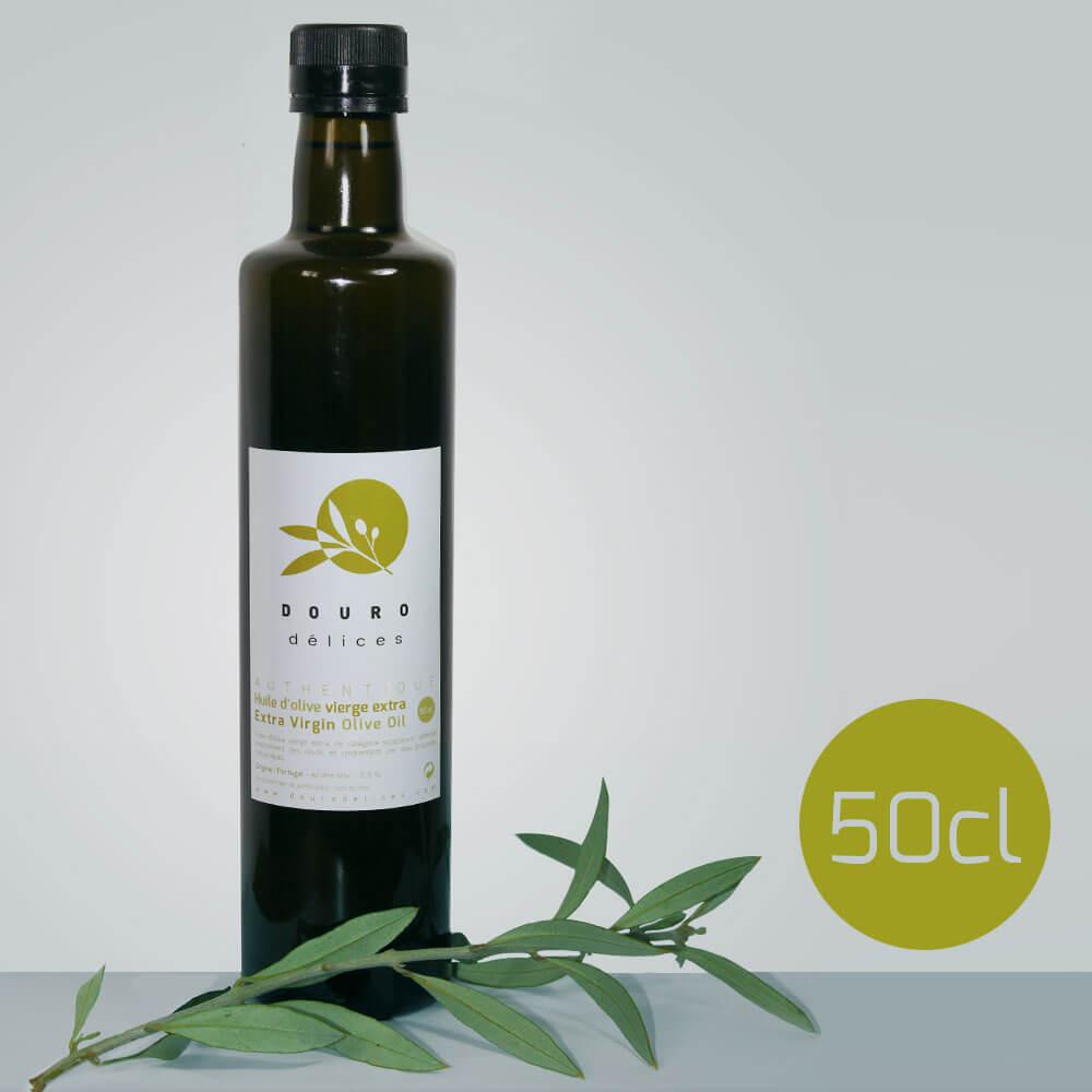 Emballage en verre pour l'huile d'olive