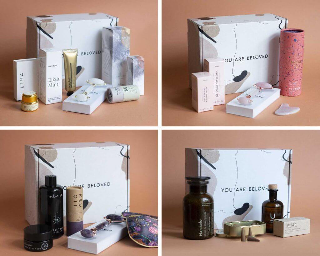 custom packaging for beloved shop