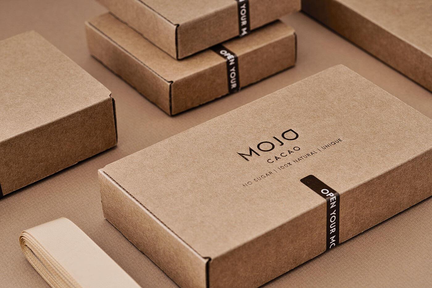 Boîtes en carton écologique