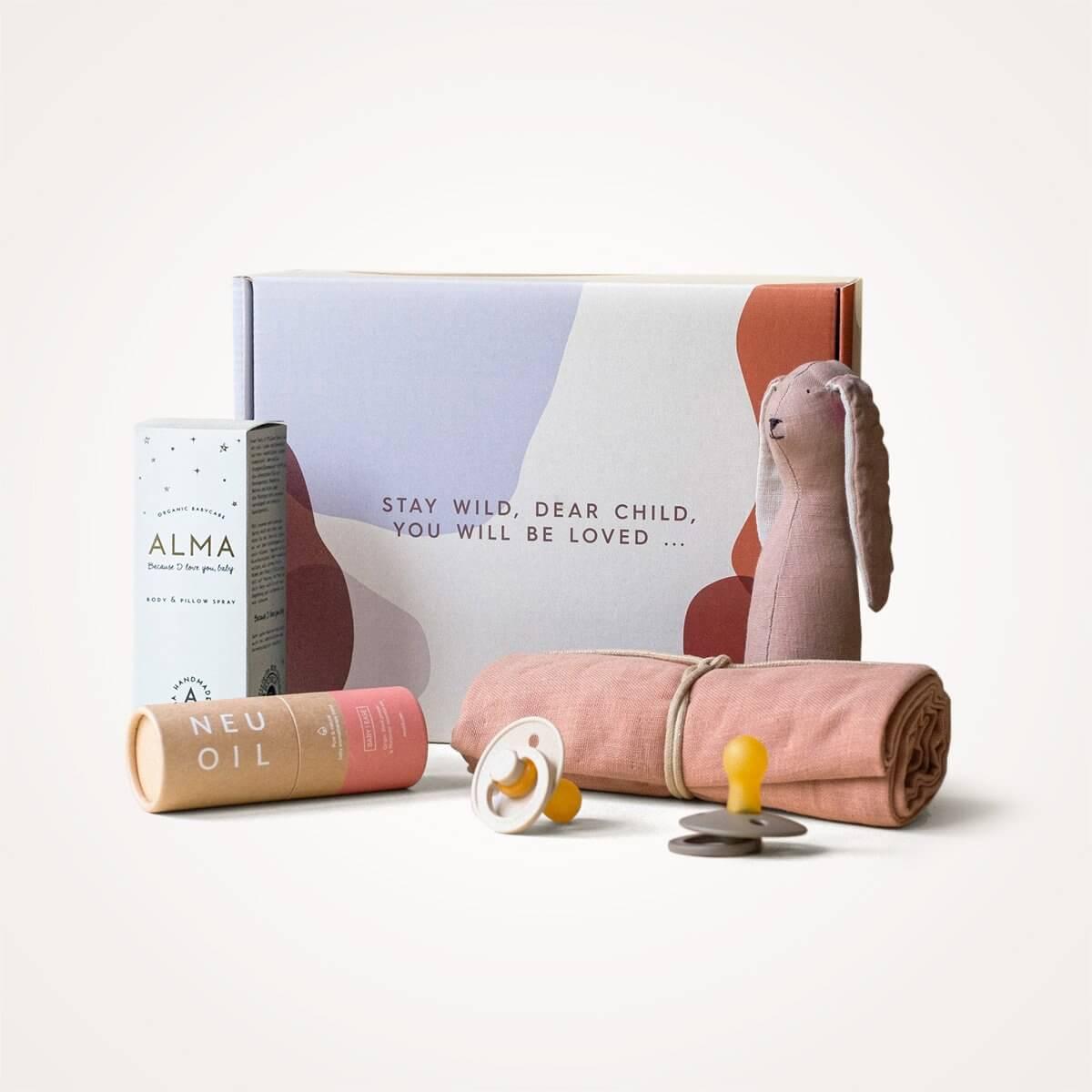 Giocattoli e prodotti beloved scatola postale eco colorata x packhelp