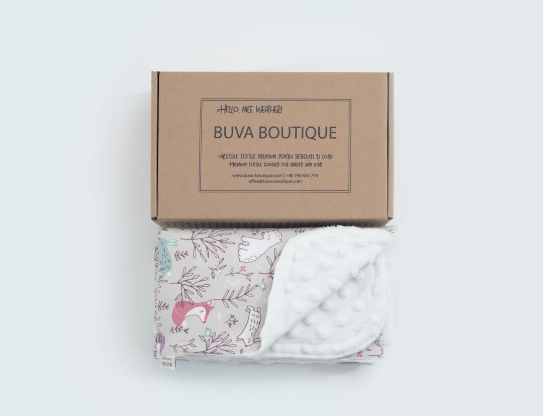 Couette et boîte Buva Boutique