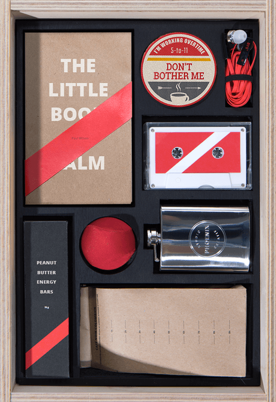 Idea welcome kit creativo