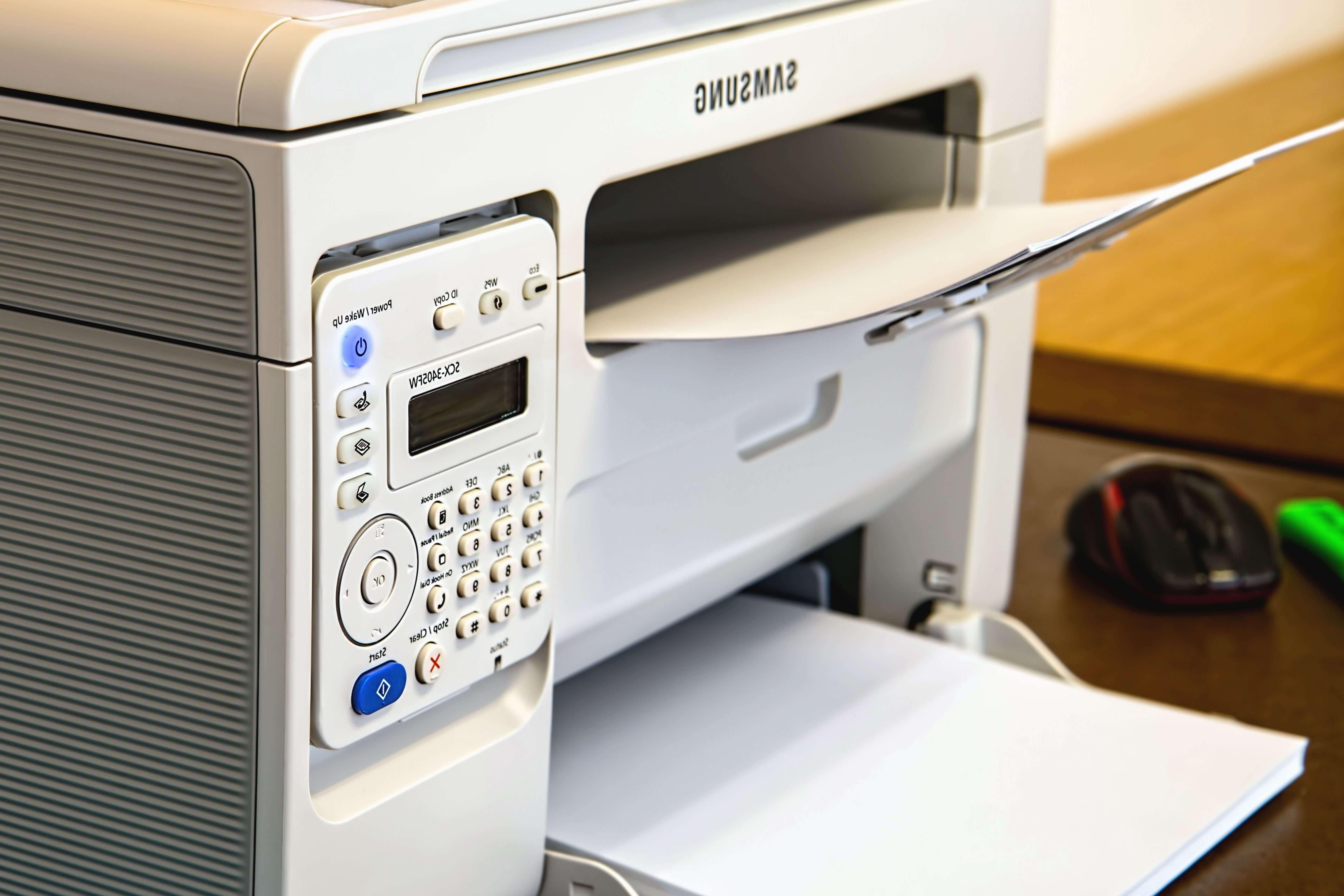 Imprimante numérique laser