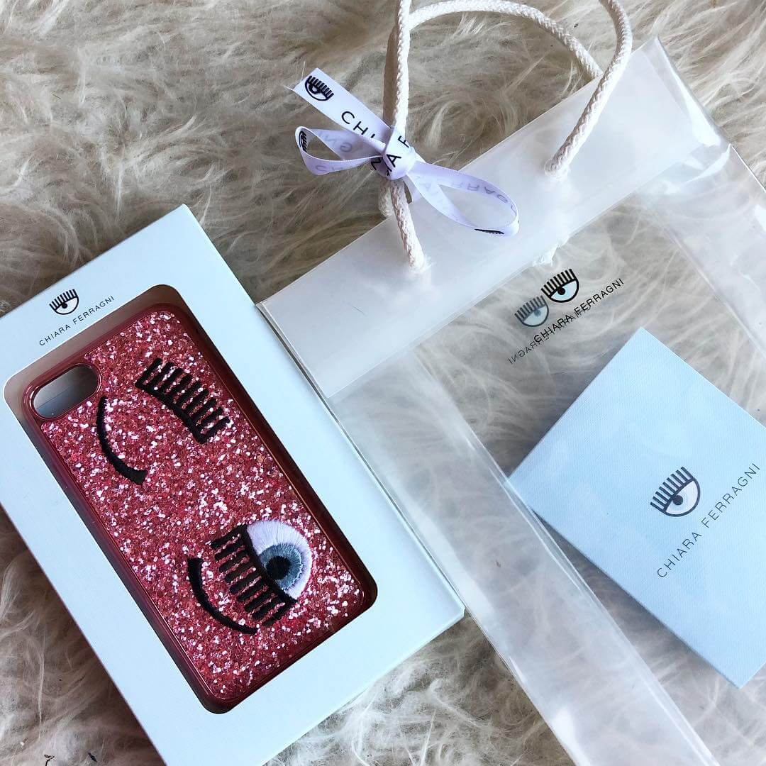 Packaging cover chiara ferragni