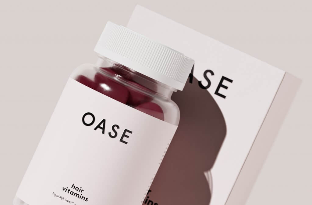 oase hair vitamins product