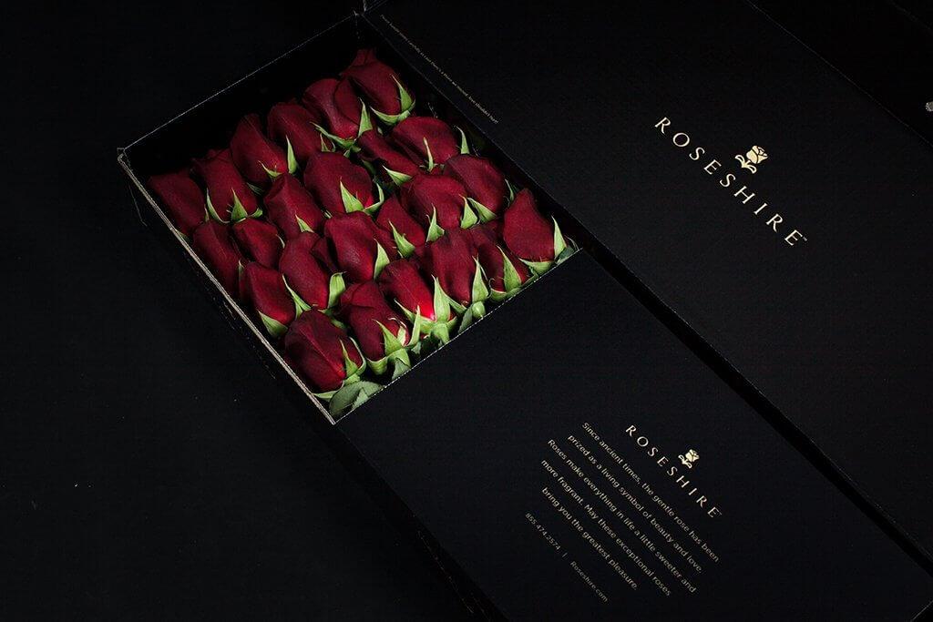 roseshire pudełko