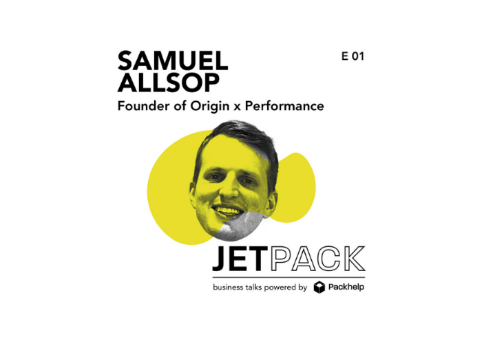 Podcast: The Jetpack Ep. #1 with Samuel Allsop, founder of Origin x Performance