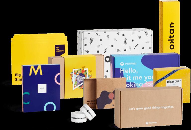 Qué es el diseño de packaging y cómo ayuda a tu marca a ganar visibilidad