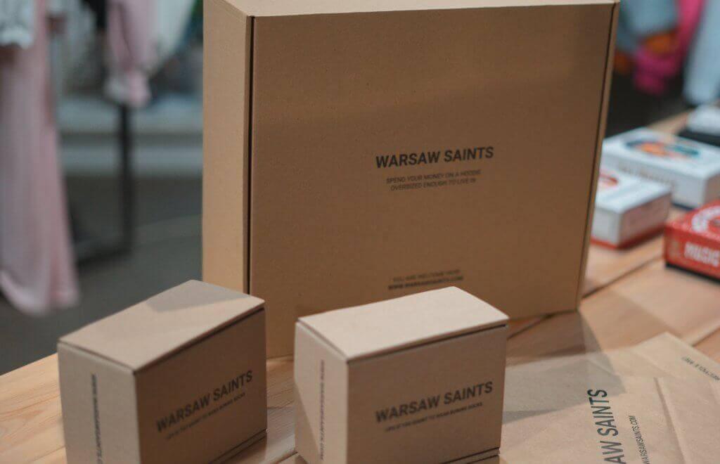 Warsaw Saints obaly ekologické na míru