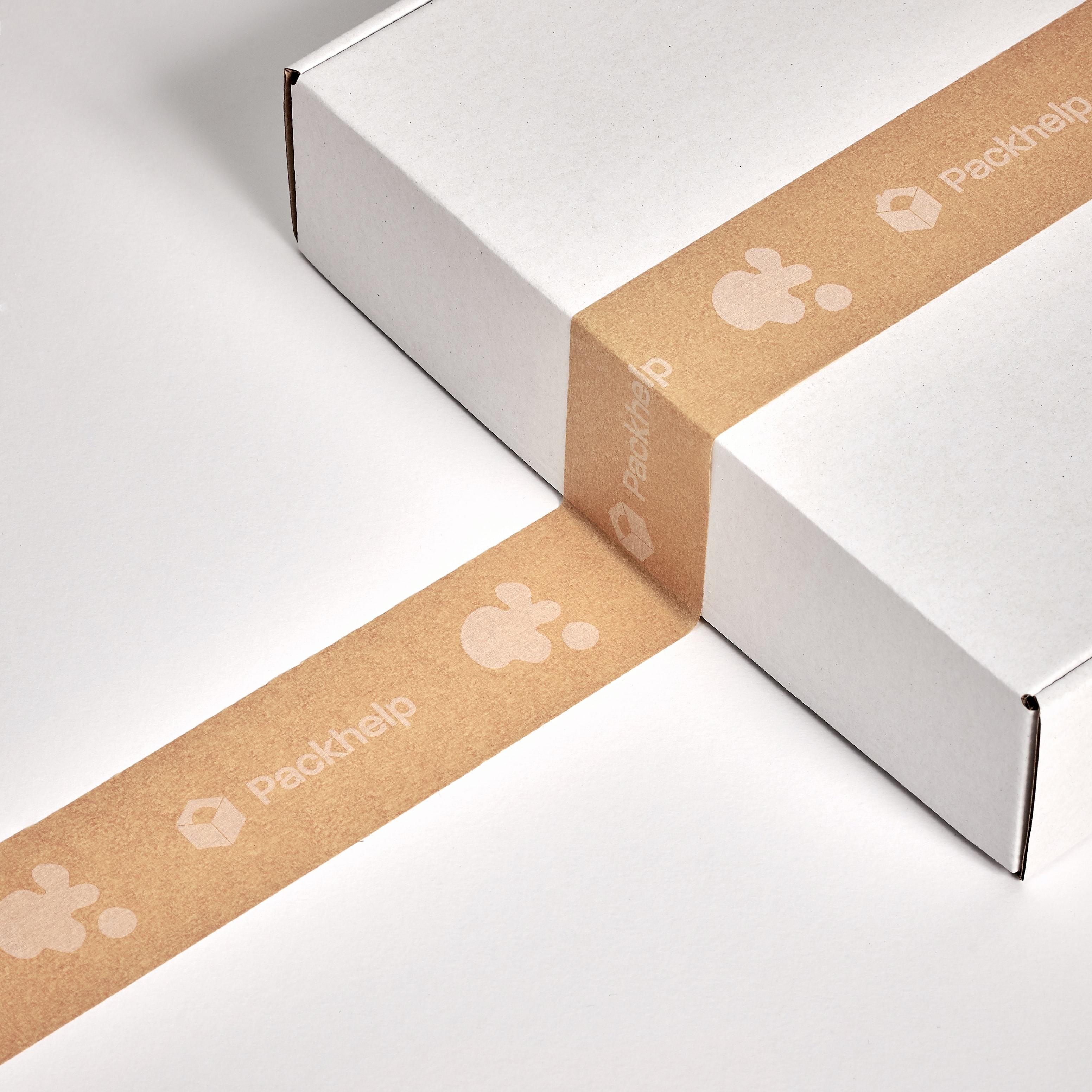 cinta adhesiva de Packhelp