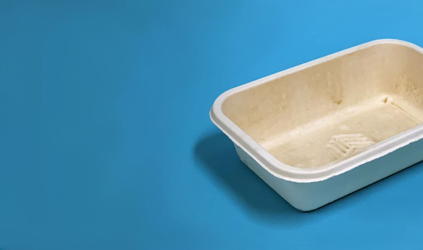 biodegradable food box by notpla