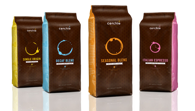 cherchia coffee pouches