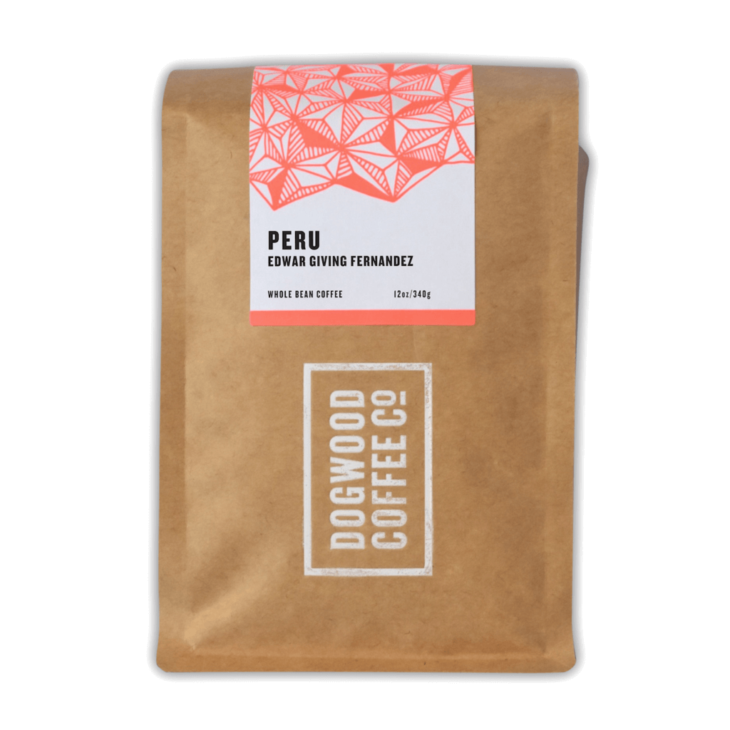 dogwood coffee packaging